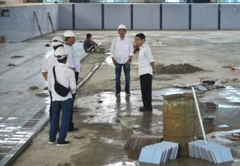 Pemkab Purwakarta Bangun Kolam Renang <i>Indoor</i>