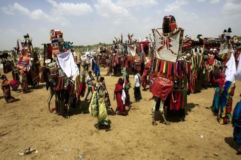 PBB: 13 Ribu Pengungsi Sudan Pulang ke Darfur