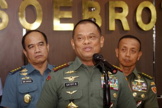 Panglima TNI & Menhan Pelajari Dokumen Rahasia AS soal Tragedi 1965