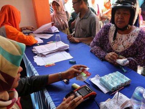 Data Tunggal Penduduk Dukung Penerapan Bantuan Non-Tunai