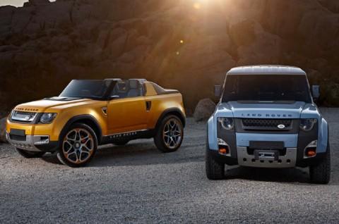 Land Rover Peringatkan Tiongkok, Tak Jiplak Desain