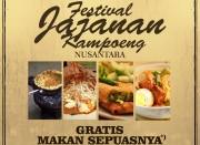 Dapatkan Kartu e-Toll & Makan Gratis di Magnolia Fiesta Festival