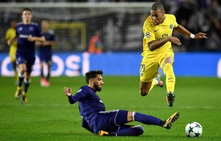 Kylian Mbappe jadi Remaja Tertajam di Liga Champions