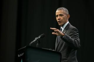 Barack Obama Kembali ke Kancah Politik AS