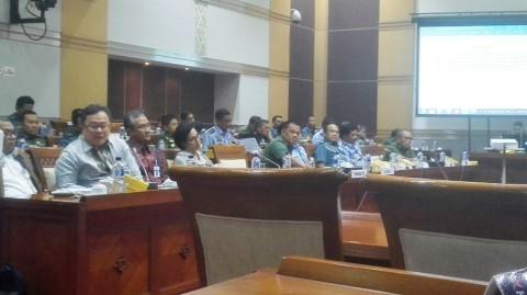 Sri Mulyani Tegur Kemenhan terkait Penggunaan Anggaran <i>Multiyears</i> Pesawat Tempur
