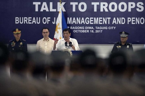 Duterte Minta Indonesia dan Malaysia Hancurkan Perompak