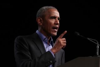 Obama Kecam Politik Pecah Belah di AS Masa Kini