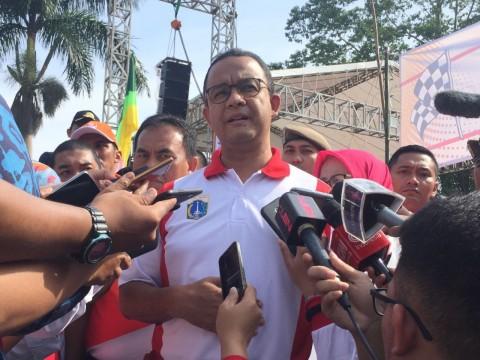 Anies Ingin Udara Jakarta seperti di Puncak