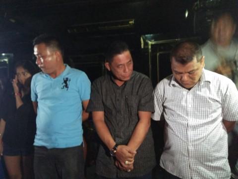 Ketua DPRD Padang Lawas Terjaring Razia di Diskotek