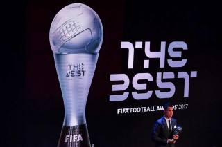 Daftar Lengkap Pemenang Best FIFA Football Awards 2017