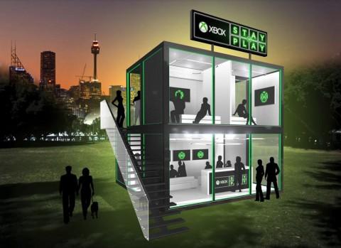 Jelang Peluncuran Xbox One X, Xbox Buat Hotel Khusus Gamer