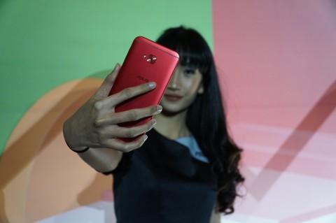 Seperti Apa Kamera ASUS ZenFone 4 Selfie Pro?