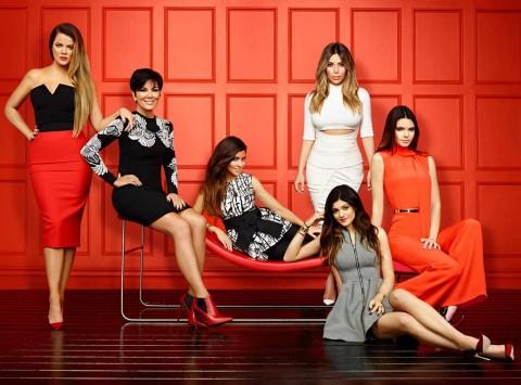 Kerap Dikritik, Tayangan Keluarga Kardashian Diperpanjang hingga 2020