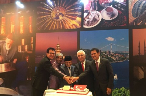 Pusat Kebudayaan Turki Segera Dibuka di Jakarta