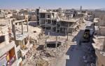 Jalur Politik Harus Segera Dilakukan untuk Akhiri Krisis Suriah