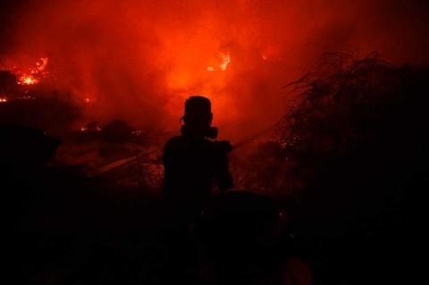 Tabung Gas Restoran Cepat Saji di Binjai Meledak