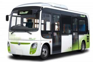 Hino Umbar Teknologi Bus Listrik di Tokyo