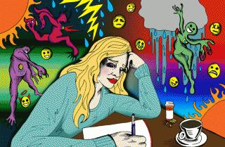 Tulis Lima Hal Berikut untuk Lepaskan Rasa Cemas