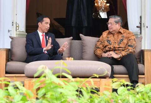 Syarief Hasan Bantah Jatah Kursi Menteri buat AHY