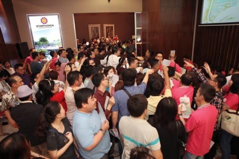 Penjualan Perdana Symphonia Summarecon Serpong Diminati Konsumen