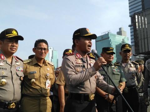 Kapolda Metro Jaya Minta Anggotanya Jaga Stamina