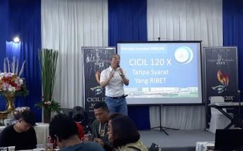 Wah! Di Jakarta Pusat Ada Hunian Layak & Terjangkau, Bisa Dicicil 120 Kali