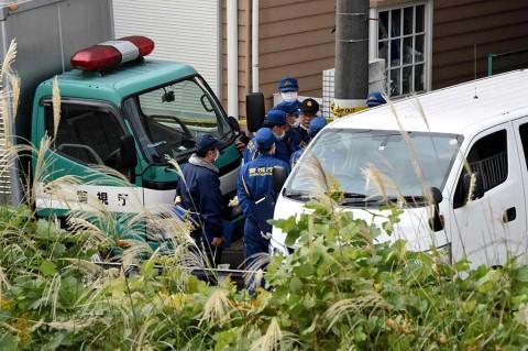 Polisi Jepang Temukan 9 Jenazah Dimutilasi