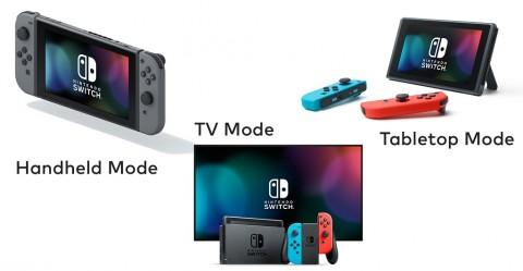 Pengguna Nintendo Switch Sangat Suka Mode Hybrid Handheld