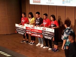 Berprestasi di Level Dunia, Atlet Muda Indonesia Diguyur Bonus