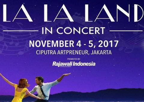 Drama Musikal La La Land Digelar di Jakarta 4 & 5 November 2017