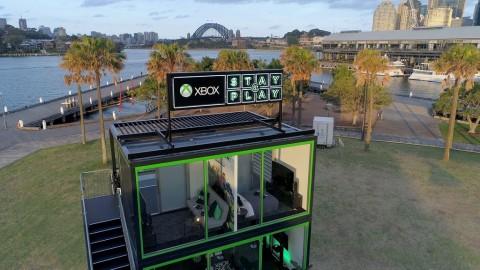 Mengintip Hotel Xbox Jelang Peluncuran Xbox One X