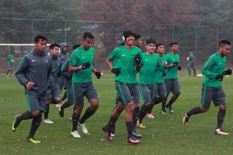 Indra Sjafri Masih Rahasiakan Line-up Timnas U-19 vs Korsel