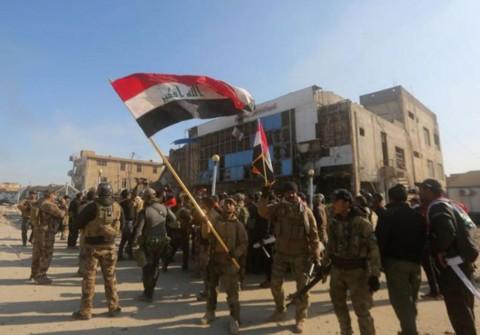 ISIS Makin Terdesak di Wilayah Al-Qaim, Irak