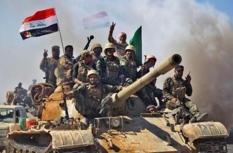 PM Irak Puji Usaha Pasukannya Bebaskan Al-Qaim dari ISIS