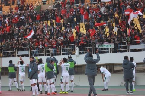 Fan Indonesia buat Pelatih Korsel Frustrasi