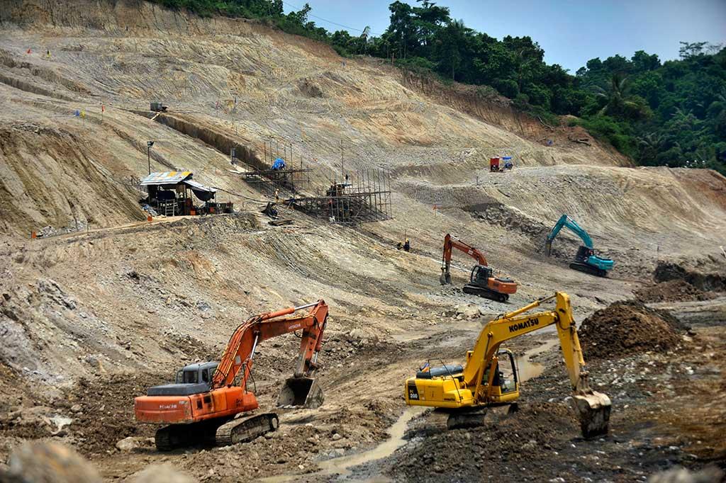 Pembangunan Waduk Sindang Heula Ditargetkan Selesai 2018