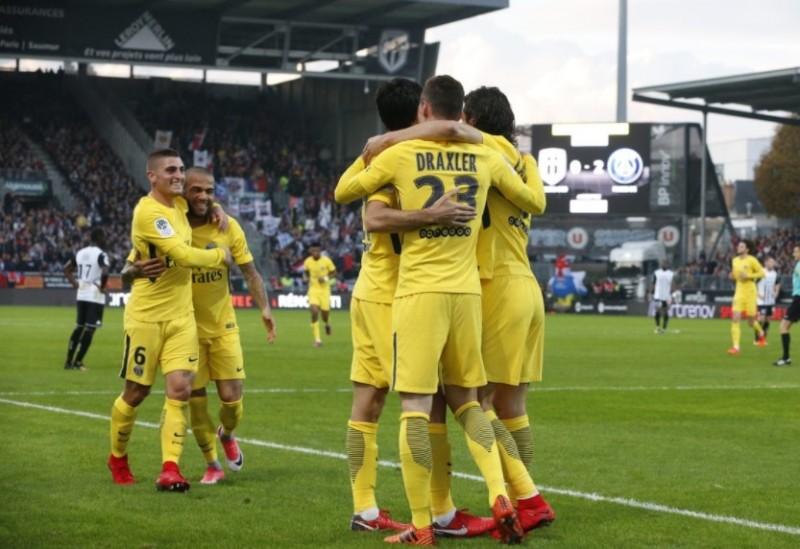 Paris Saint Germain kembali menang besar (Foto: PSG)