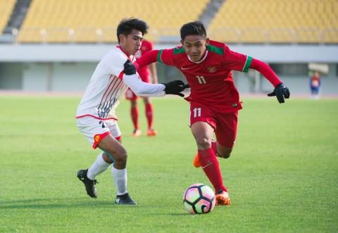Bek Timnas U-19 Ingin Bermain <i> Enjoy</i> Lawan Malaysia