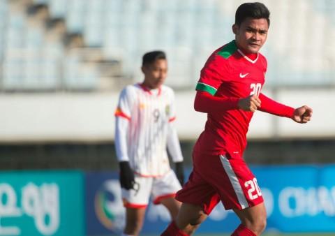 Gelandang Timnas U-19 Akui Permainan Malaysia Lebih Baik