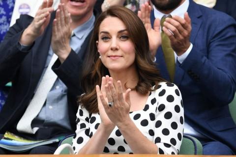 Alasan Kate Middleton Tak Pernah Pakai Cat Kuku