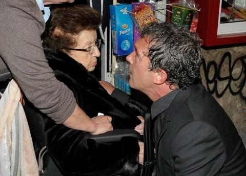 Ibu Antonio Banderas Meninggal Dunia