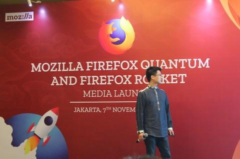 Rocket, Peramban Spesial Mozilla untuk Indonesia