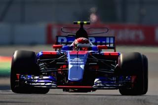 Cerita Sean yang Kian Nyaman Mengendarai Mobil Toro Rosso