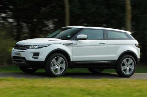 Range Rover Evoque Coupe <i>Discontinued</i> di AS