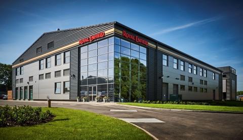 Royal Enfield Tambah Fasilitas Riset di Inggris