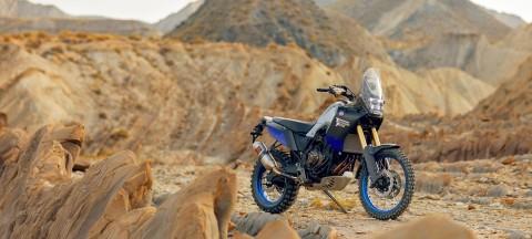 'Sang Petualang' Yamaha Tenere 700 World Raid Concept