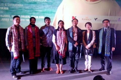 Sutradara Film Laut Ingin Mengenalkan Aceh ke Anak Muda Jepang