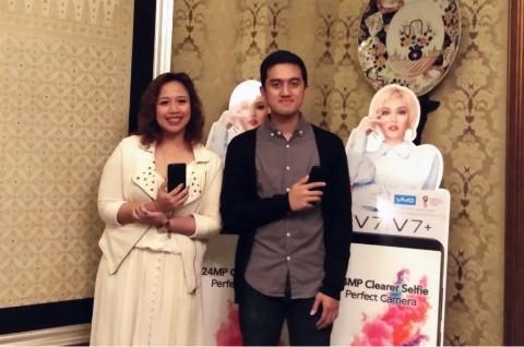 Vivo V7 Masuk Indonesia Bulan Ini