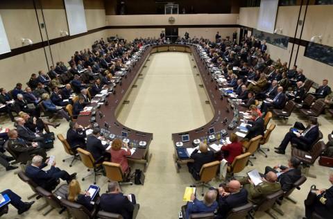 Hadang Rusia, NATO Sepakati Tingkatkan Penggunaan Senjata Siber