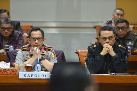 Kapolri Minta Penyidik Menambah Ahli di Kasus Pimpinan KPK